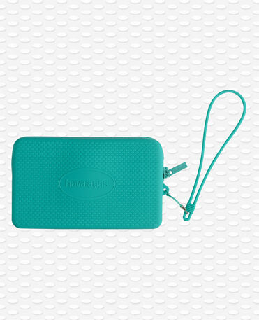 Havaianas Mini Bag Plus- Green Beach bag Women