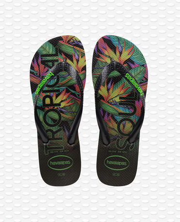 Havaianas Top Tropical - Infradito - Nere - Donna