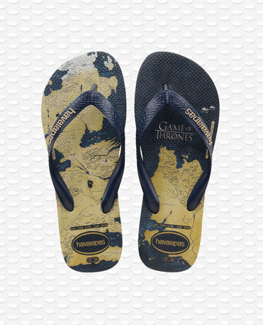 Havaianas Top Game of Thrones - Infradito - Grigio sabbia