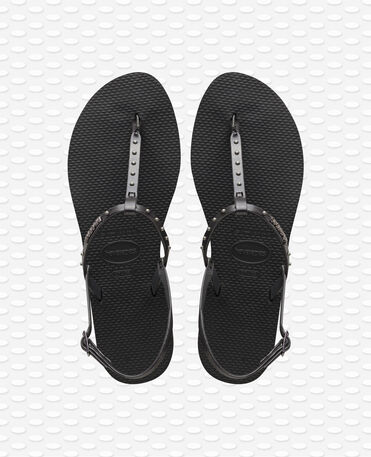 Havaianas You Riviera Maxi - Black - Flip Flops - Women