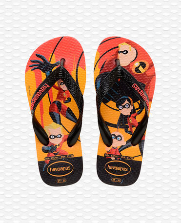 Havaianas Kids The Incredibles 2 - Flip Flops - Erdbeere - Kinder