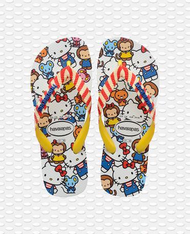 Havaianas Top Hello Kitty - flip-flops - BLUE STAR - mujer