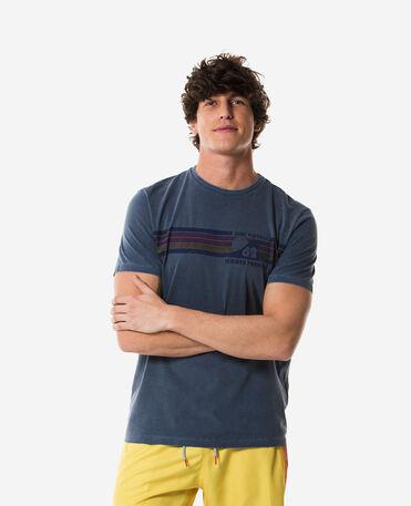 "Havaianas  T-shirt ""Stripes 62 Vintage"" - DARK BLUE"
