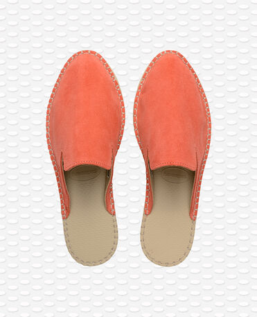 Havaianas Espadrille Mule Loafter - origine - CORAL - mujer