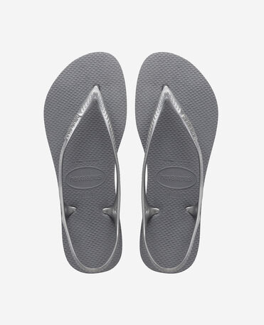 Havaianas Sunny II - beach sandals - STEEL GREY - mujer