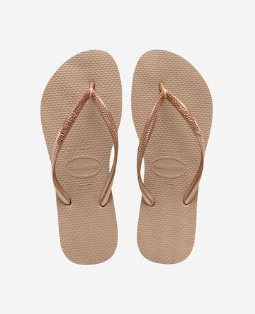 Havaianas Slim - flip-flops - ROSE GOLD - female