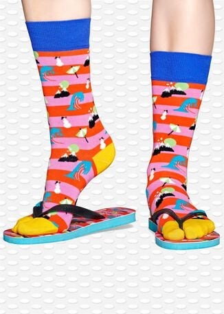 HAVAIANAS TOP HAPPY SOCKS