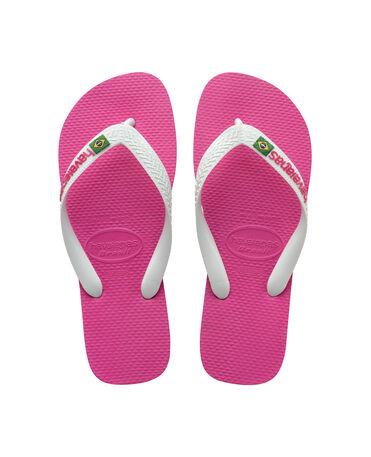 Havaianas Brasil Logo - flip-flops - HOLLYWOOD ROSE - female
