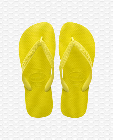 Havaianas Top - Citrus Yellow - Flip Flops - Women