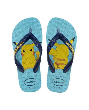 Havaianas Kids Top Pokemon - flip-flops - BLUE - niño