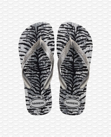 Havaianas Allure - Tongs - Gris Glace - Femme