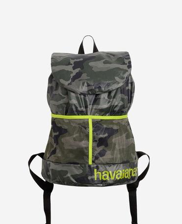 Havaianas Backpack Cool - complehombretaries 2 - DARK GREY/LIME - unisex