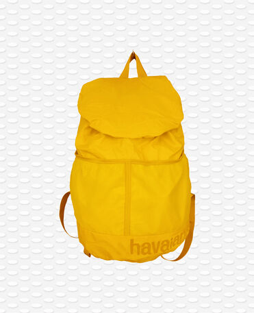 Havaianas Backpack - Yellow Backpack