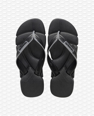 Havaianas Power - black/steel grey - Flip flops - Men