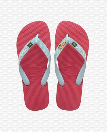 Havaianas Jova Beach - Flip Flops - Red Flamingo