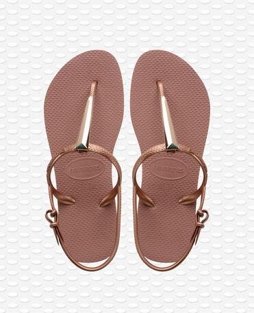 Havaianas Freedom Maxi - Crocus rose - Sandals - Women