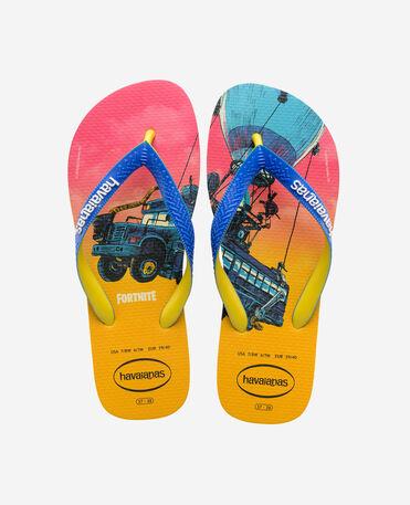 Havaianas Top Fortnite - flip-flops - CITRUS YELLOW - unisex