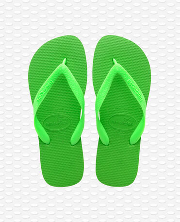 Havaianas Top - Neon Green - Flip Flops - Women