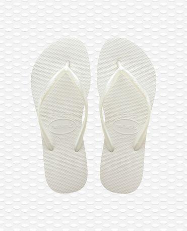 Havaianas Slim - White - Flip Flops - Women