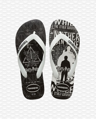 Havaianas Top Harry Potter - Tongs - blanc