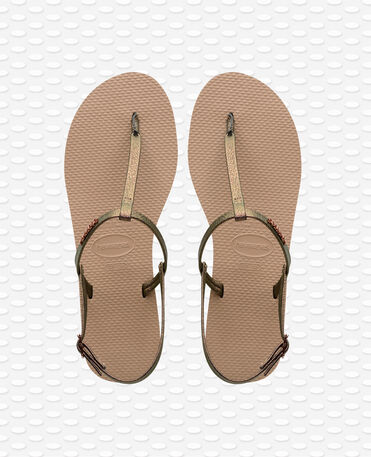 Havaianas You Riviera - Rose Gold - Flip Flops - Women