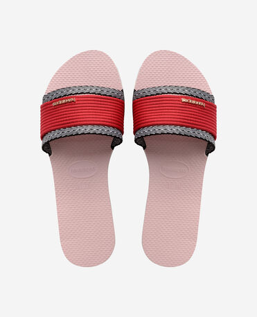 Havaianas You Trancoso - city-sandals - CANDY PINK - mujer