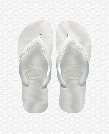 Top Havaianas - Infradito - Bianco - Donna