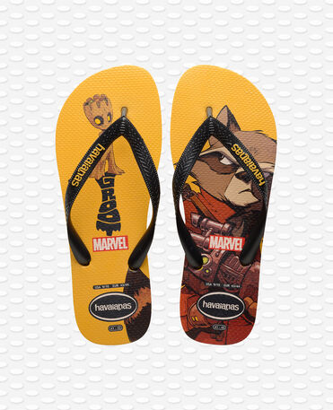 Havaianas Top Marvel - Banana yellow - Flip flops - Men