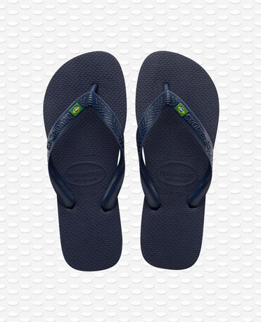 Havaianas Brasil - Navy Blue - Flip Flops - Women