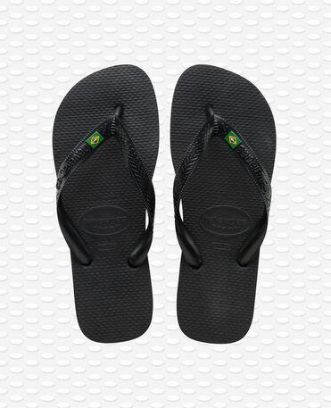 Havaianas Brasil - Black - Flip Flops - Women