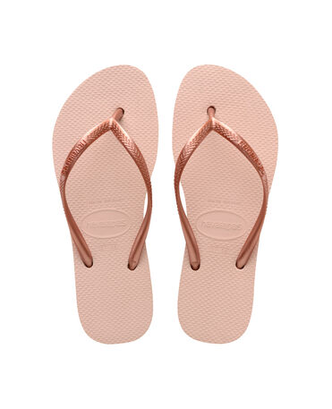 Havaianas Slim Flatform - flip-flops - BALLET ROSE - mujer