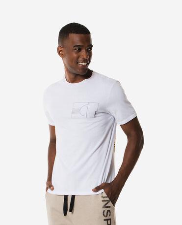 Havaianas T-Shirt Jaguar Back - T-shirts man - WHITE