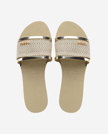 Havaianas You Trancoso Premium - city-sandals - SAND GREY - mujer