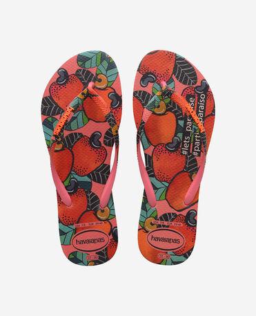 Havaianas Slim Summer - flip-flops - PINK PORCELAIN - mujer