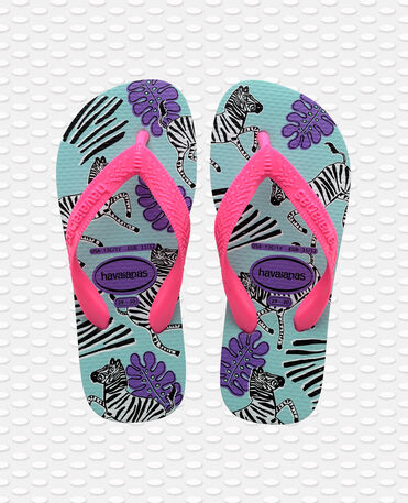 Havaianas Kids Top Fashion - flip-flops - SKY BLUE - niño
