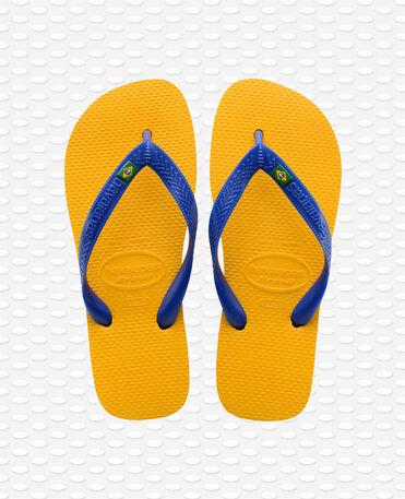 Havaianas Brasil - Banana Yellow - Flip Flops - Women