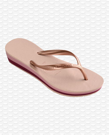 Havaianas high light ballet rose/golden blush 33/34