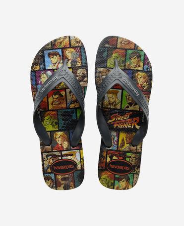 Havaianas New Top Max - flip-flops - STEEL GREY - hombre