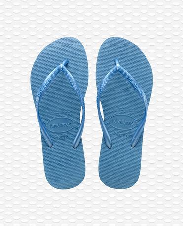 Havaianas Slim - Blue - Flip Flops - Women