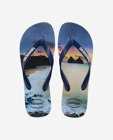 Havaianas Hype - flip-flops - NAVY BLUE/NAVY BLUE - male