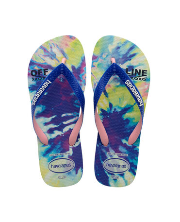 Havaianas Top Fashion - flip-flops - APPLE GREEN - unisex
