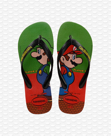 Havaianas Mario Bros - Strawberry - Flip flops - Men