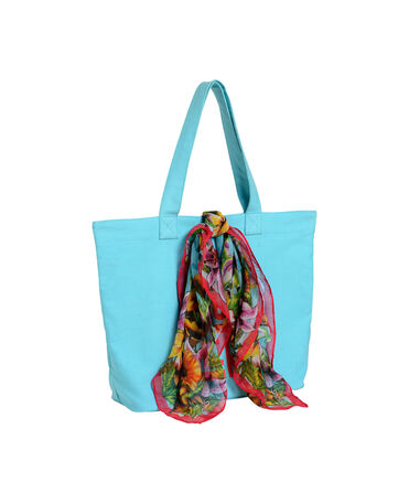 Havaianas shopping bag trendy blue 998