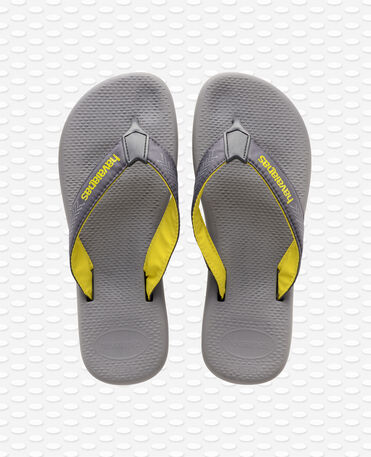 Havaianas Surf Pro - steel grey/grey - Flip flops - Men