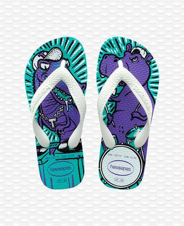 Havaianas Kids Radical - Lake Green - Flip Flops - Kids