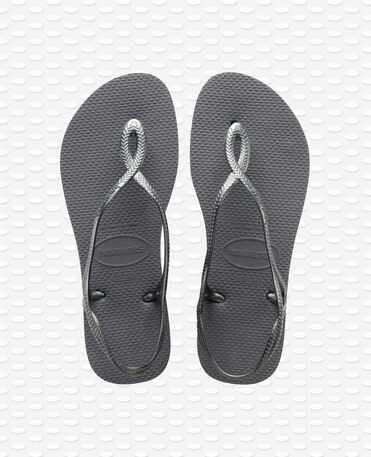 Havaianas Luna - Steel grey - Sandals - Women