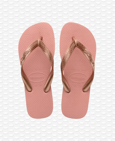 Havaianas Top Tiras - Rose Nude - Flip Flops - Women