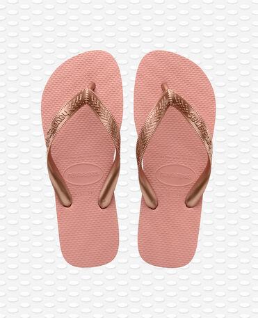 Havaianas Top Tiras - Flip Flops - Rosa Nude - Mujer