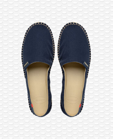 Havaianas Origine III - navy blue / beige - Espadrilles - Men