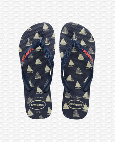Havaianas Top Nautical - Infradito - blu navy / blu navy - Uomo
